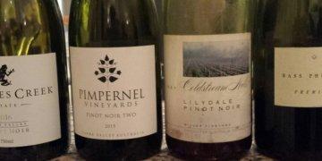 Aussie Pinots