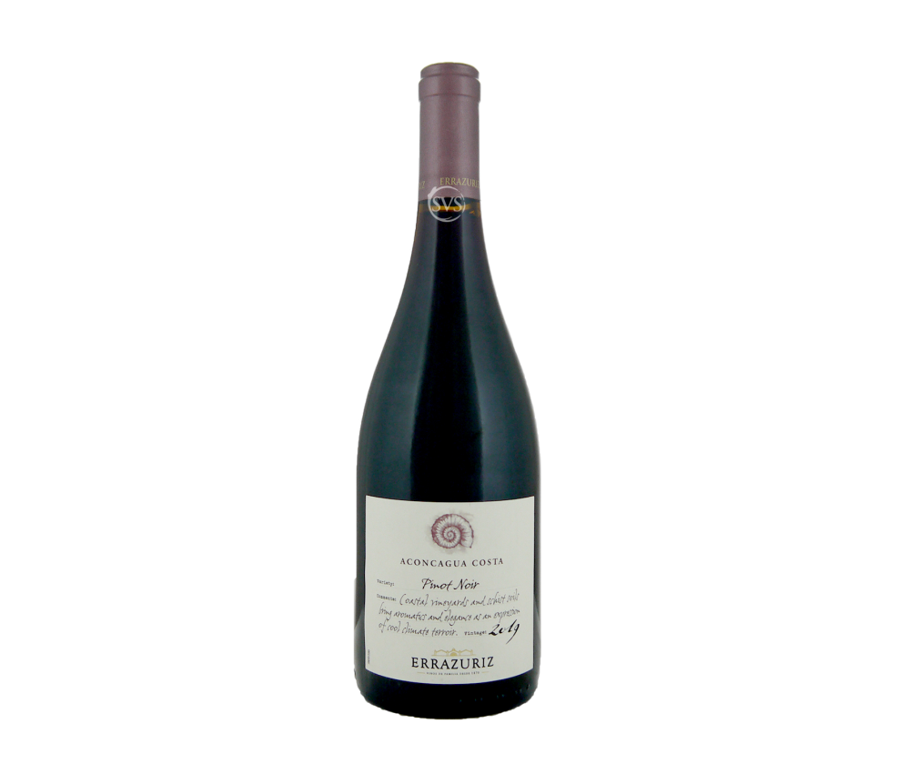 Errazuriz, Pinot Noir, Aconcagua Costa, 2019