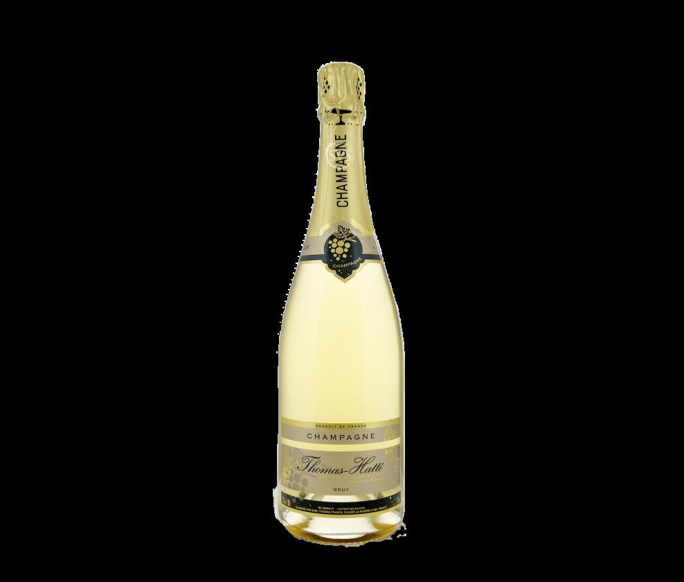 Thomas-Hatté, Champagne, Brut, Millésime 2014