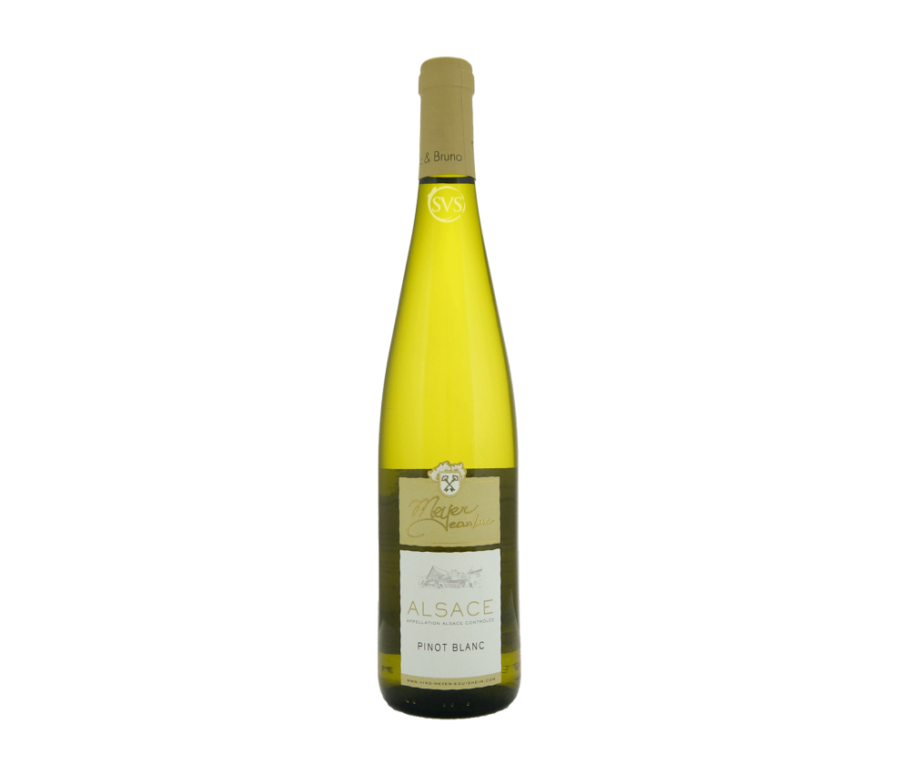 Jean-Luc & Bruno Meyer, Pinot Blanc, 2019