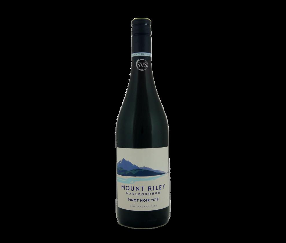 Mount Riley, Pinot Noir, Marlborough, 2019