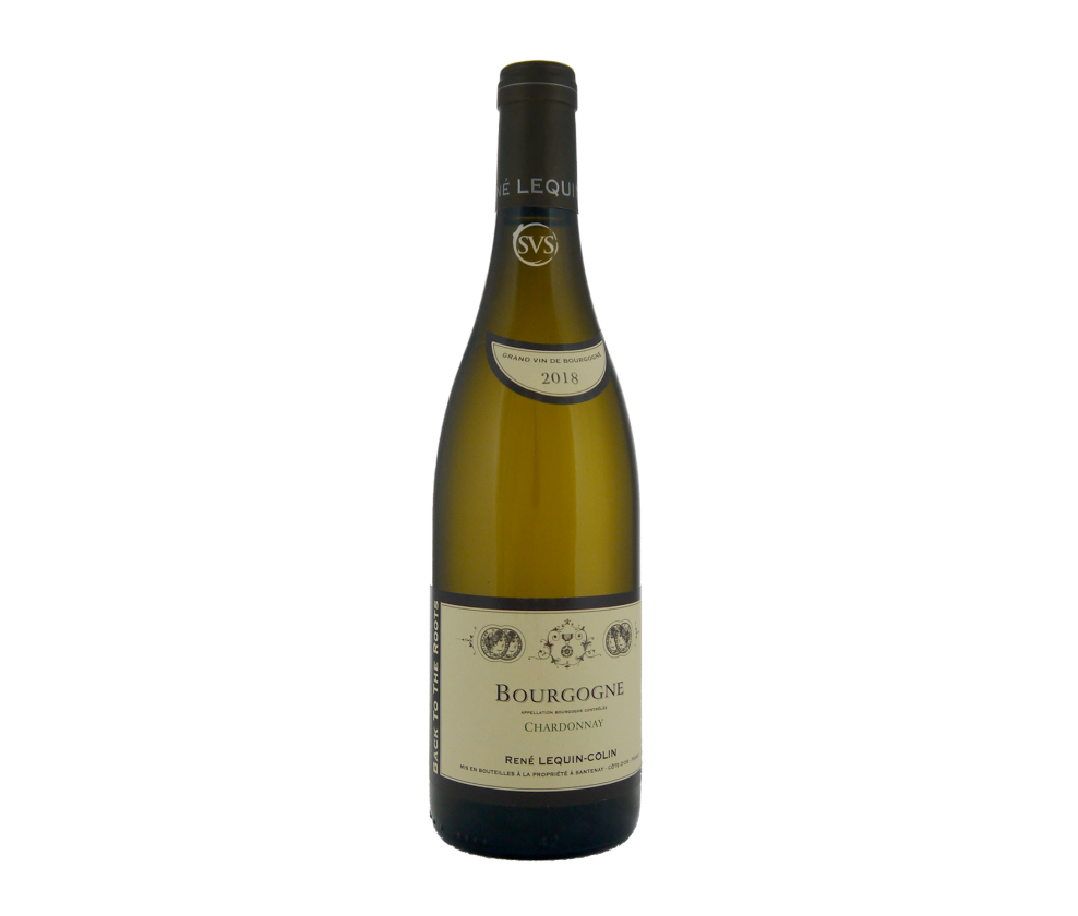 Lequin-Colin, Bourgogne Chardonnay Back to the Roots, 2019