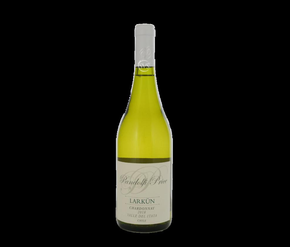 Pandolfi Price, Larkun Chardonnay, Valle del Itata, 2018