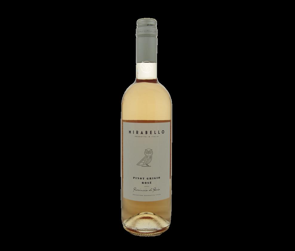 Mirabello, Pinot Grigio Rose, Provincia di Pavia, 2020