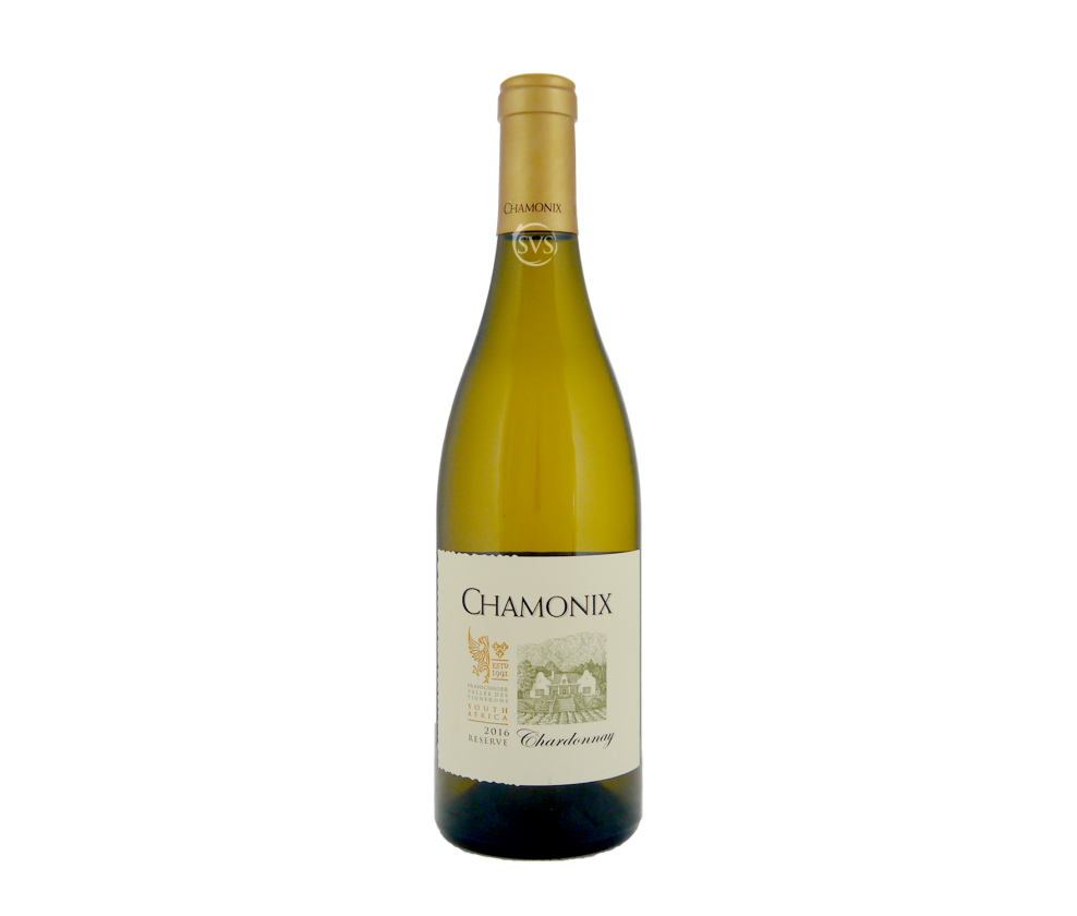 Chamonix, Chardonnay Reserve, Franschhoek, 2018