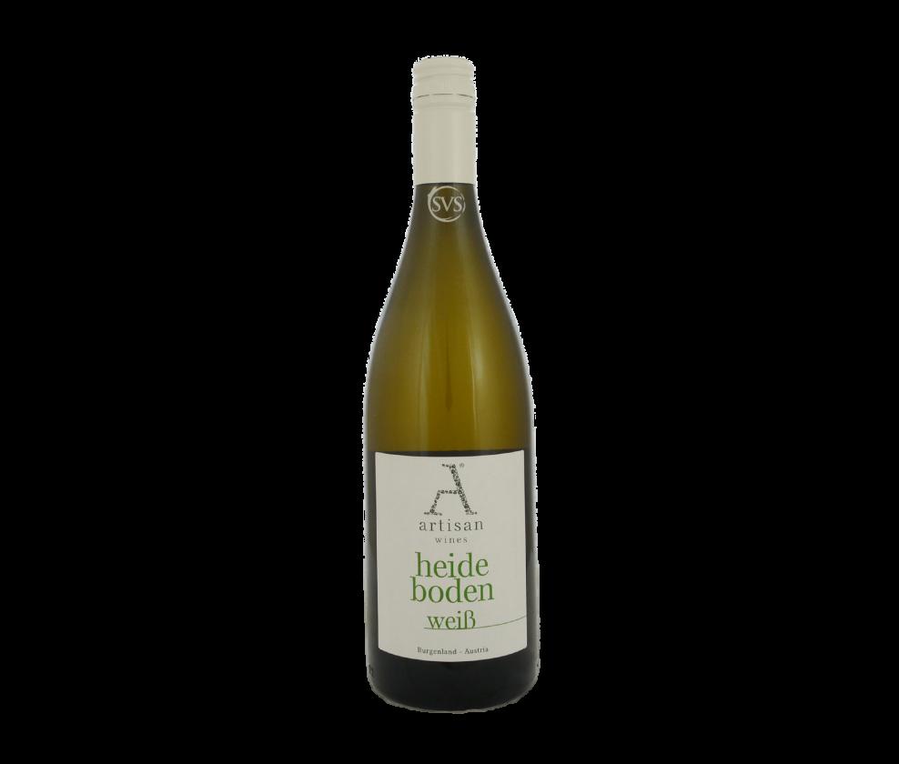 Artisan Wines, Heideboden Weiss, Burgenland, 2018