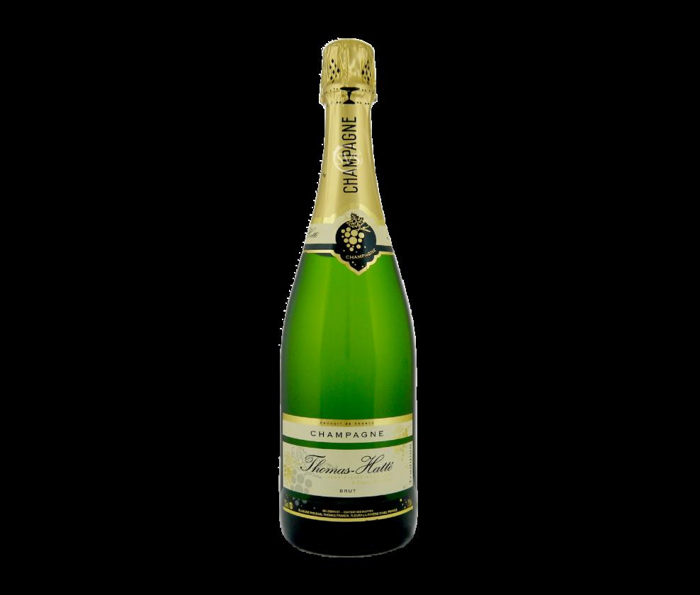 Thomas-Hatté, Champagne, Tradition, Brut, NV