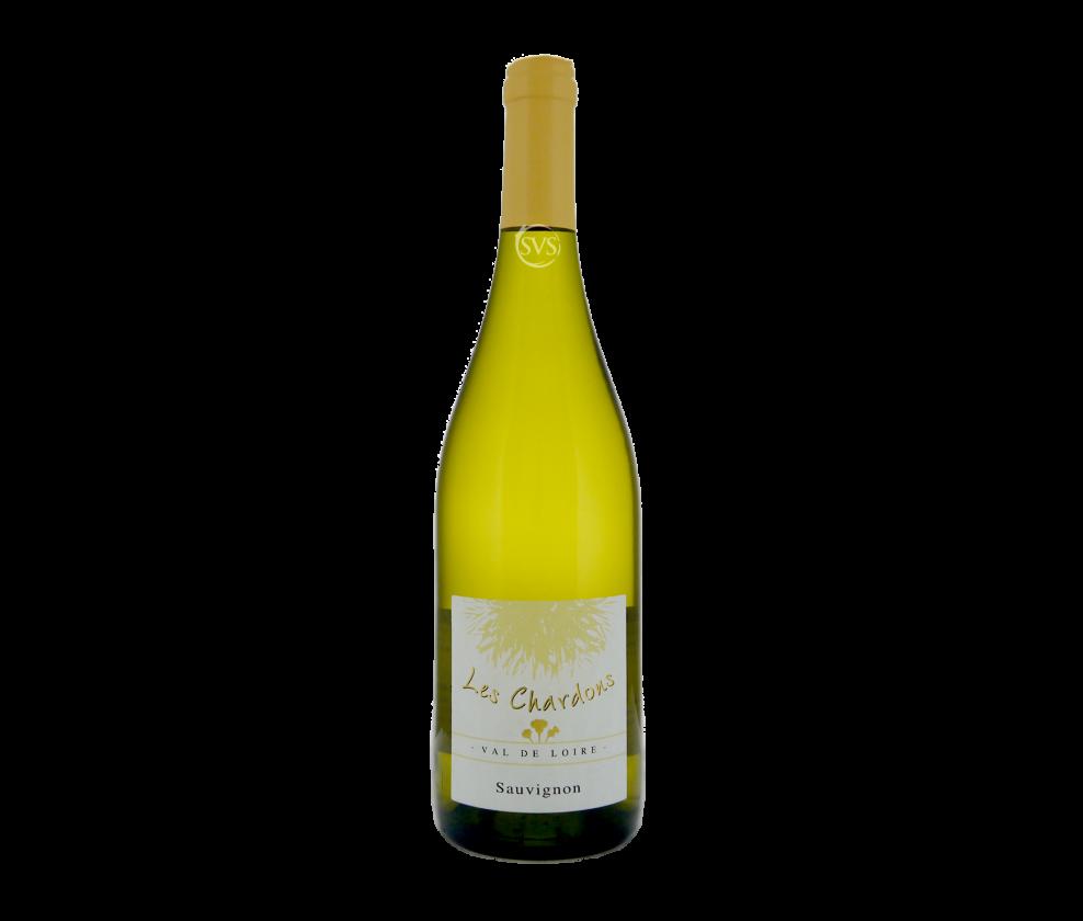 Les Chardons, Sauvignon Blanc, IGP Val de Loire, 2020